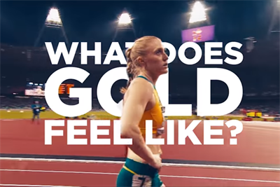 Coke celebrates that winning feeling in Olympics campaign