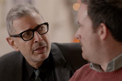 From The Lost World to PC World: Jeff Goldblum stars in retailer's Christmas campaign