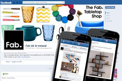 Connected Campaign of the Month: Fab.com