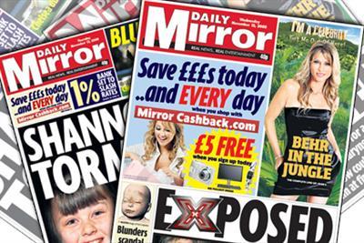 Trinity Mirror achieves 14% pretax profit growth despite ad revenue decline