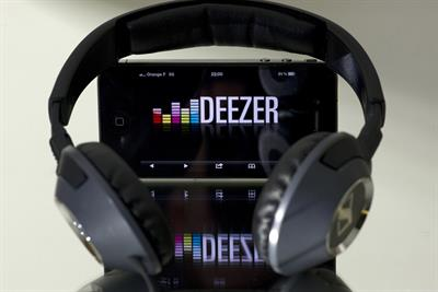Music service Deezer hires Pd3 to challenge 'bland' marketing