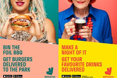 Deliveroo kicks off multi-channel campaign with 46,000 different audio ads