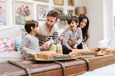 Domino's Pizza appoints Kitcatt Nohr to create 'appropriately on' CRM strategy