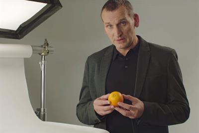 Christopher Eccleston fronts Alzheimer's Research stop-motion campaign
