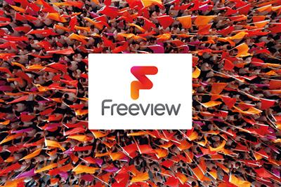 Freeview changes direction with £15m ad campaign