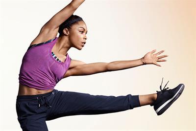 How dancer Kaelynn 'KK' Harris is helping Gap get fit