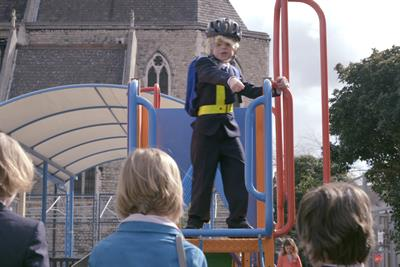 Watch a five-year-old Boris in Green Party election broadcast