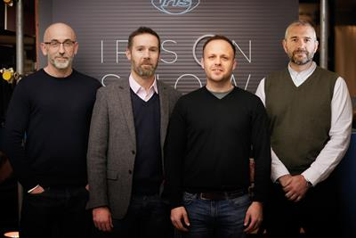 Iris forms global executive team