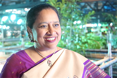 'Creativity is the willingness to look like an idiot': Lakshmi Pratury