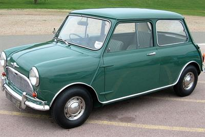 History of advertising: No 144: BMP's Mini Coopers