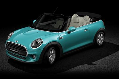 WCRS to handle global launch of Mini Convertible