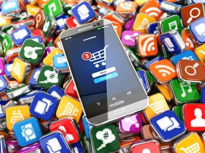 Bringing clicks to bricks the smart (phone) way