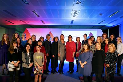 Secrets to success for future female leaders
