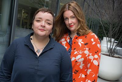 Caroline Pay joins Grey to form all-female creative leadership team