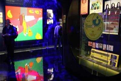 Campaign TV: Sennheiser creates 3D immersive audio experience for Pink Floyd exhibition