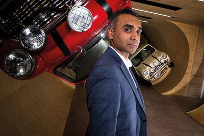 My Media Week: Rakesh Patel, Auto Trader