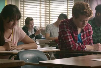 'Evan' ad starts like a teen flick and ends with a dark twist