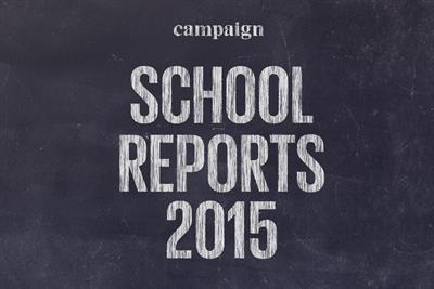 Welcome to the School Reports 2015