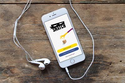 Unilever acquires stake in brand-supported game Snatch