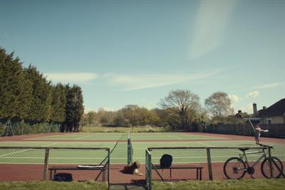 LTA moves away from middle-class image of tennis in first brand campaign