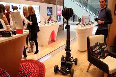 Watch: Behind Virgin Media's first virtual reality campaign