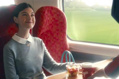 Virgin Trains' plucky Valerie hits the right notes (and not just with Spandau Ballet fans)