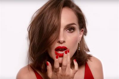 Campaign Viral Chart: Dior's lipstick ad with Natalie Portman is most shared