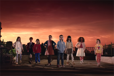 Virgin Media brings all-powerful children to the screen in new campaign for TV