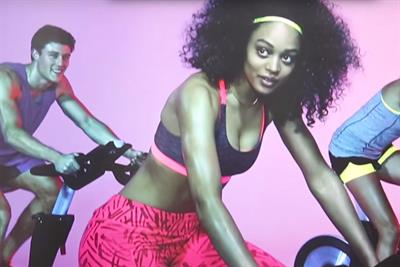 Watch: Virgin Active launches connected spin class