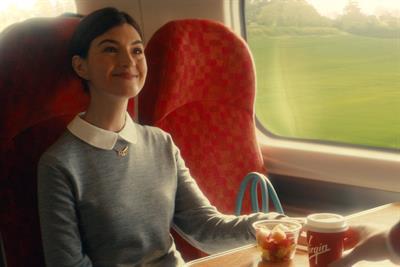 'Spandau or Speedcore?' asks Virgin Trains in debut work by Anomaly