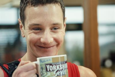Yorkshire Tea enlists celebs in biggest-ever campaign