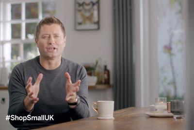 American Express partners with Channel 4 to promote small businesses