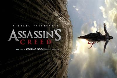 Channel 4 to air 50mph freefall dive stunt as live ad break for 'Assassin's Creed'
