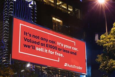 Auto Trader shakes up marketing