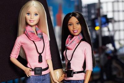 Barbie sales fall in Q1