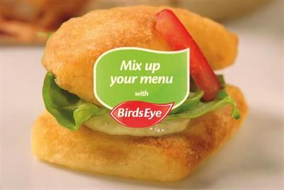 Birds Eye selects Grey London for European creative account