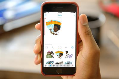 Bitmoji acquisition hands Snapchat skin colour and body type