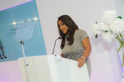Karen Blackett named among Marie Claire's top ten inspirational women
