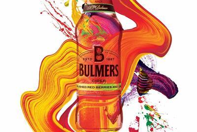 Wins this week: Bulmers, RNIB, Vistaprint
