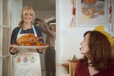 Women in advertising are 'humourless, mute and in the kitchen'