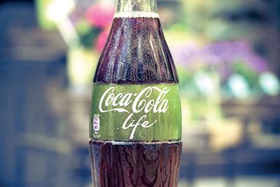 Coca-Cola Life launches as Coke steps up public health message