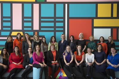 Omnicom UK senior leadership team now 48% female