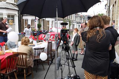 Campaign TV: Grey creatives recreate Queen's Coronation Day in 360