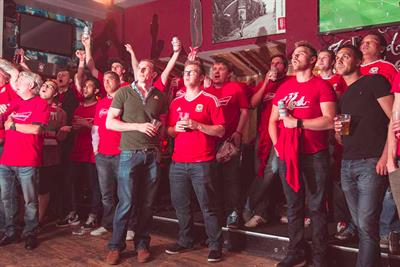 How Budweiser tapped the mood of a nation to give out hundreds of thousands of free beers
