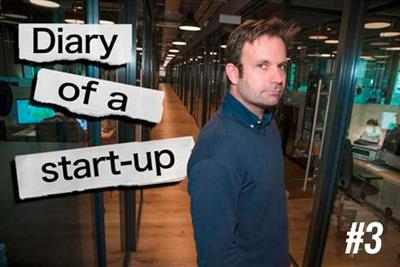 Diary of an agency start-up: getting excited about new systems