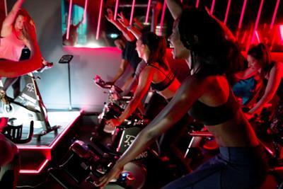 DW Fitness First sponsors Sky Sports Mix