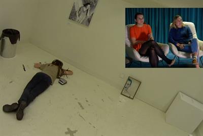 Watch: UKTV's Alibi launches world's first Facebook Live murder mystery