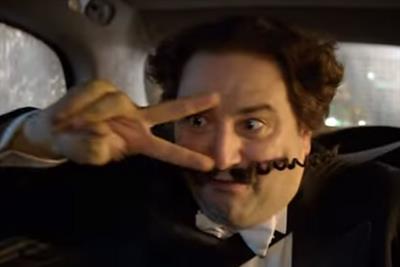 GoCompare.com unleashes Gio Compario on unsuspecting cab driver