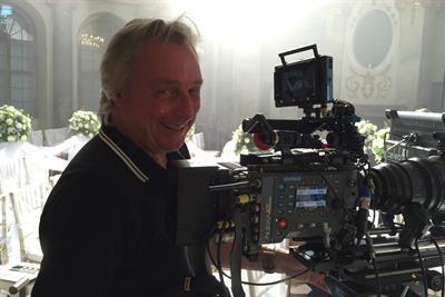 Award-winning ads director Graham Rose dies