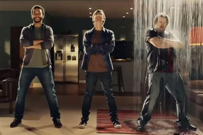 Backstreet Boys parodied in Red Brick Road's last ad for Just Eat